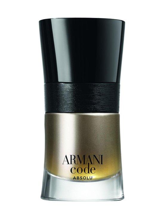 Armani - Armani Code Absolu EdP -tuoksu 30 ml - NOCOL   Stockmann - photo 1