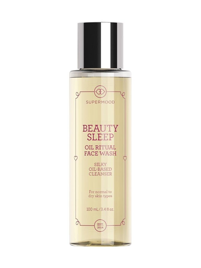 Beauty Sleep Oil Ritual Face Wash -puhdistusöljy 100 ml