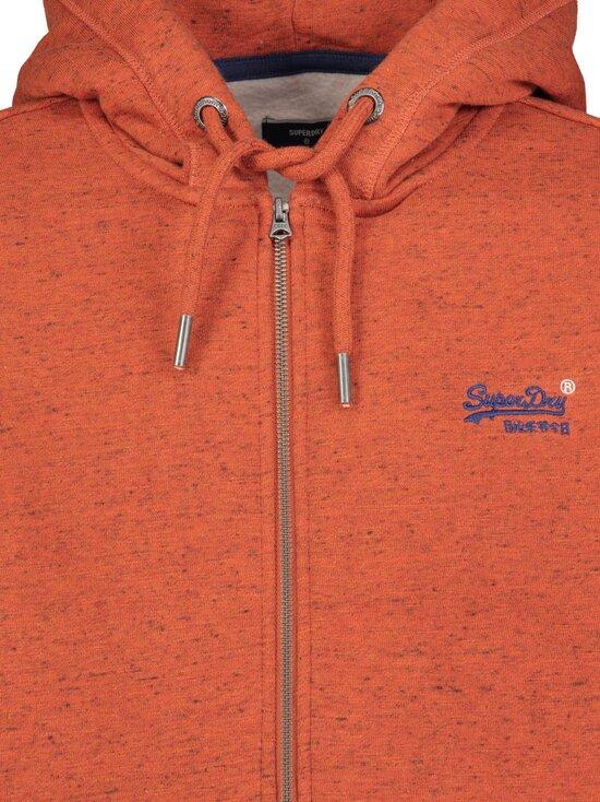 Superdry - Orange Label Classic Zip Thru Hood -huppari - UR5 ARIZONA ORANGE GRIT | Stockmann - photo 3