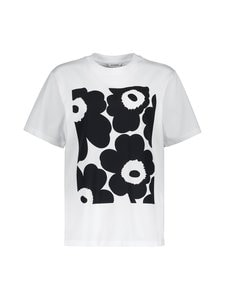 Marimekko - Liuske Unikko -paita - 150 OFF WHITE, NAVY | Stockmann