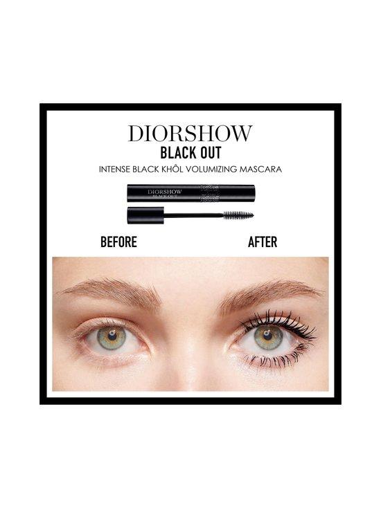 DIOR - Diorshow Black Out Waterproof Mascara -ripsiväri - BLACK | Stockmann - photo 2