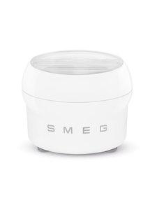 Smeg - SMIC01-jäätelökonelisäosa Smeg-yleiskoneeseen - SILVER | Stockmann