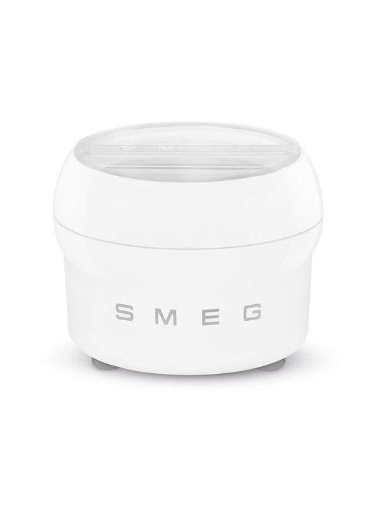 Smeg - SMIC01-jäätelökonelisäosa Smeg-yleiskoneeseen - SILVER | Stockmann - photo 1