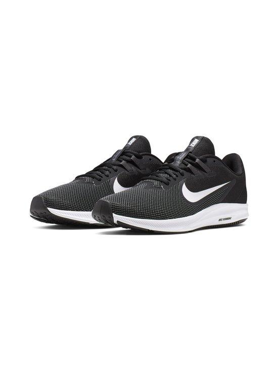Nike - Downshifter 9 -sneakerit - 002 BLACK/WHITE-ANTHRACITE-COOL GREY | Stockmann - photo 3