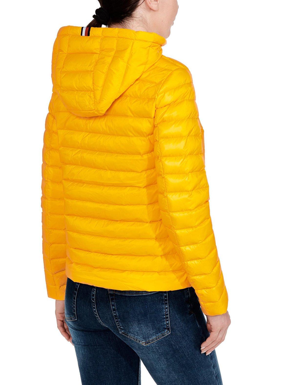 Spectra Yellow Tommy Hilfiger Essential-kevytuntuvatakki WW0WW25279 ... 6d0e4b4344