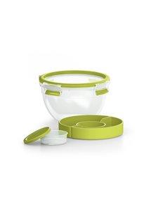 Tefal - MasterSeal TO GO Salad Bowl -salaattirasia 1 l - LIME | Stockmann