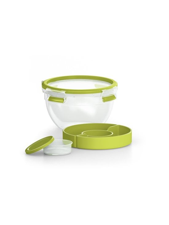 Tefal - MasterSeal TO GO Salad Bowl -salaattirasia 1 l - LIME | Stockmann - photo 1