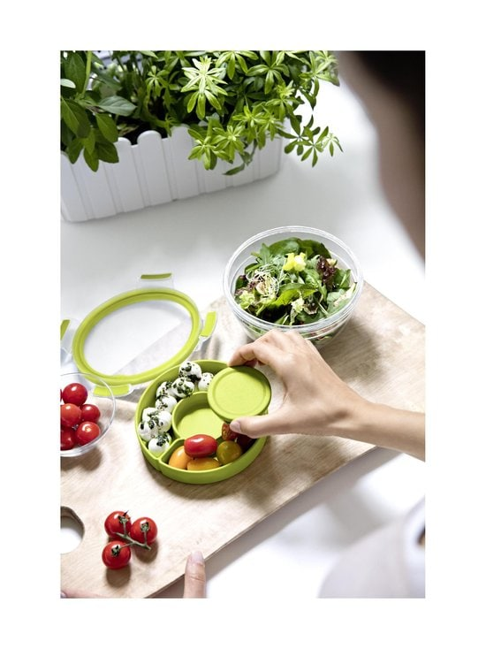 Tefal - MasterSeal TO GO Salad Bowl -salaattirasia 1 l - LIME | Stockmann - photo 3