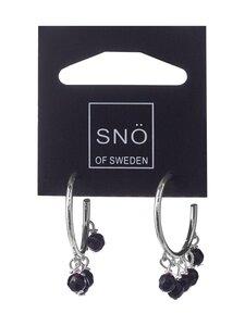 Snö Of Sweden - Roc Ring -korvakorut - BLACK   Stockmann