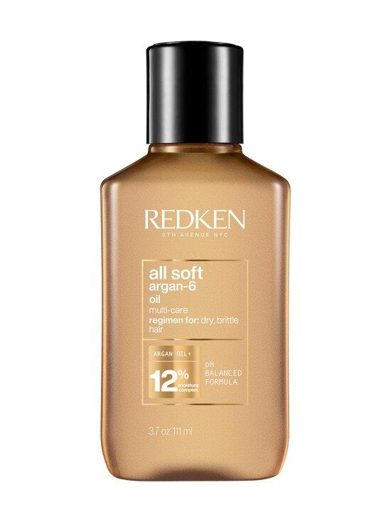 Redken - All Soft Argan 6 Hair Oil -hiusöljy 90 ml - NOCOL | Stockmann - photo 1