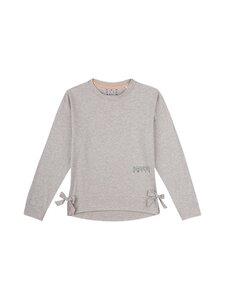 Sanetta - Teens Girl Sweatshirt Athleisure Workout -collegepaita - 1786 STONE MEL. | Stockmann