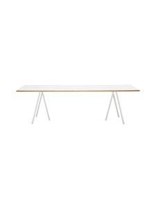 HAY - Loop Stand -pöytä - VALKOINEN | Stockmann