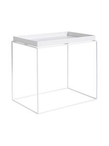 HAY - Tray-pöytä 40 x 60 x 50 cm - WHITE (VALKOINEN)   Stockmann