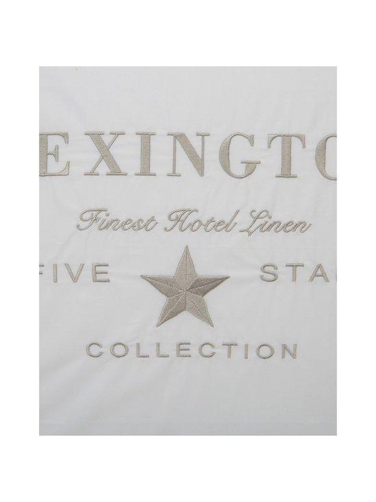 Lexington - Hotel Embroidery -tyynyliina 50 x 60 cm - WHITE   Stockmann - photo 2