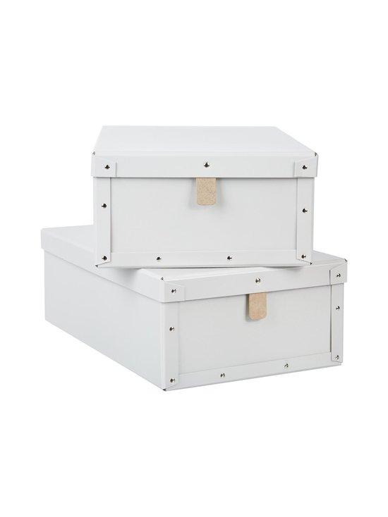 Bigso Box - Viktor-laatikko 2 kpl - VAALEANHARMAA   Stockmann - photo 1