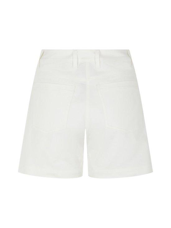 J.Lindeberg - Brianna-Cotton Twill Shorts -shortsit - 0000 WHITE | Stockmann - photo 2