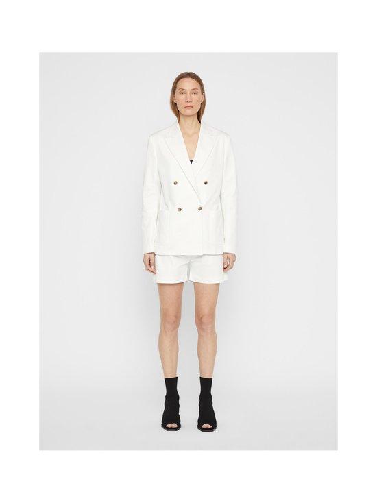 J.Lindeberg - Brianna-Cotton Twill Shorts -shortsit - 0000 WHITE | Stockmann - photo 5