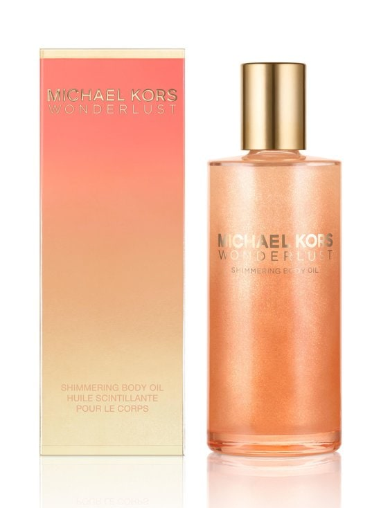 Michael Kors - Wonderlust Shimmering Body Oil -vartaloöljy 95 ml - NOCOL | Stockmann - photo 2