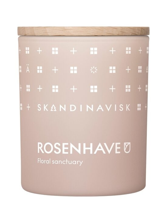 Skandinavisk - ROSENHAVE-tuoksukynttilä 65 g - POWDER PINK | Stockmann - photo 1