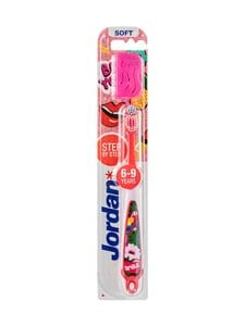 Jordan - Step By Step Tootbrush 6-9 Years Soft -hammasharja | Stockmann