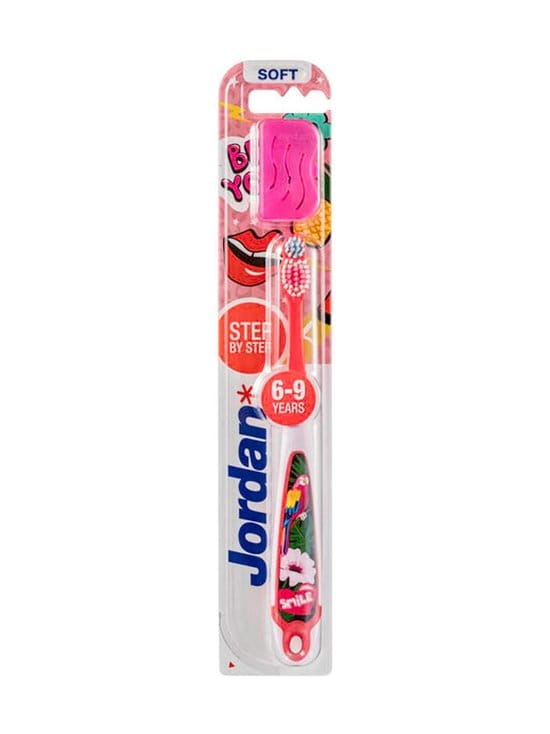 Jordan - Step By Step Tootbrush 6-9 Years Soft -hammasharja - null | Stockmann - photo 1