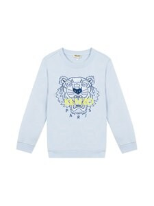 KENZO KIDS - Tiger-collegepaita - 41P LIGHT BLUE | Stockmann