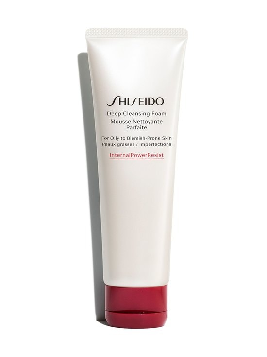 Shiseido - Deep Cleansing Foam -puhdistustuote 125 ml - NOCOL | Stockmann - photo 1