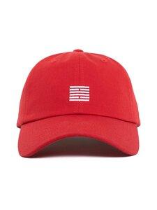 BILLEBEINO - Brick Embroidery Cap -lippalakki - 34 RED | Stockmann