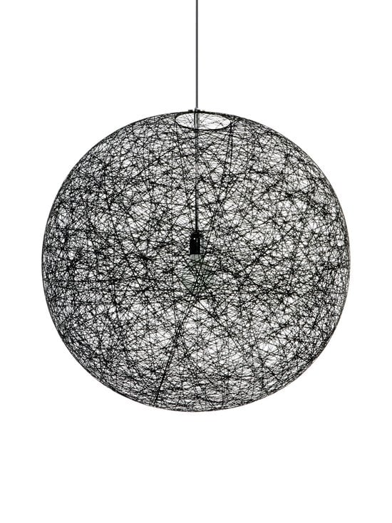Moooi - Random Light L -valaisin 105 cm - MUSTA | Stockmann - photo 1