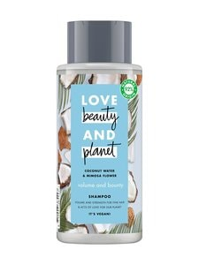 Love Beauty and Planet - Volume and Bounty -shampoo 400 ml | Stockmann