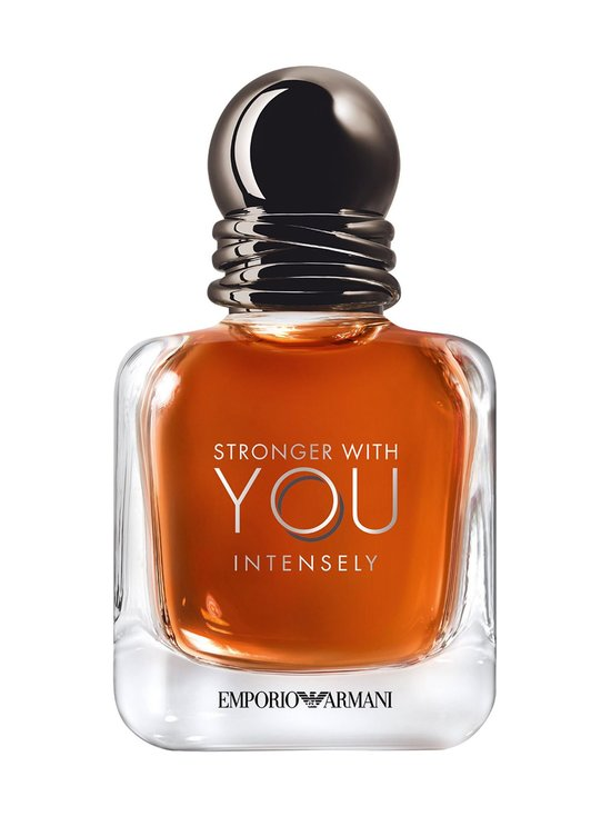 Armani - Stronger With You Intensely He EdP -tuoksu 30 ml - NOCOL   Stockmann - photo 1