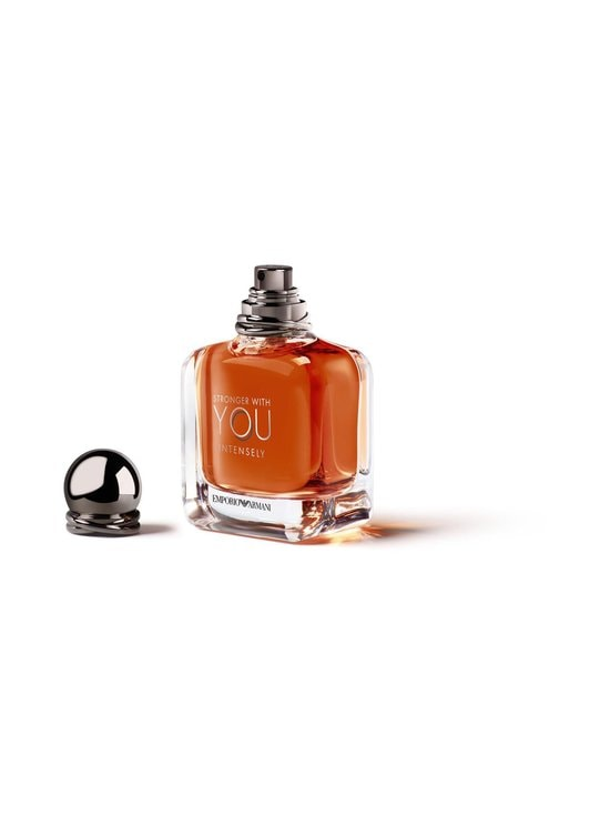 Armani - Stronger With You Intensely He EdP -tuoksu 30 ml - NOCOL   Stockmann - photo 4