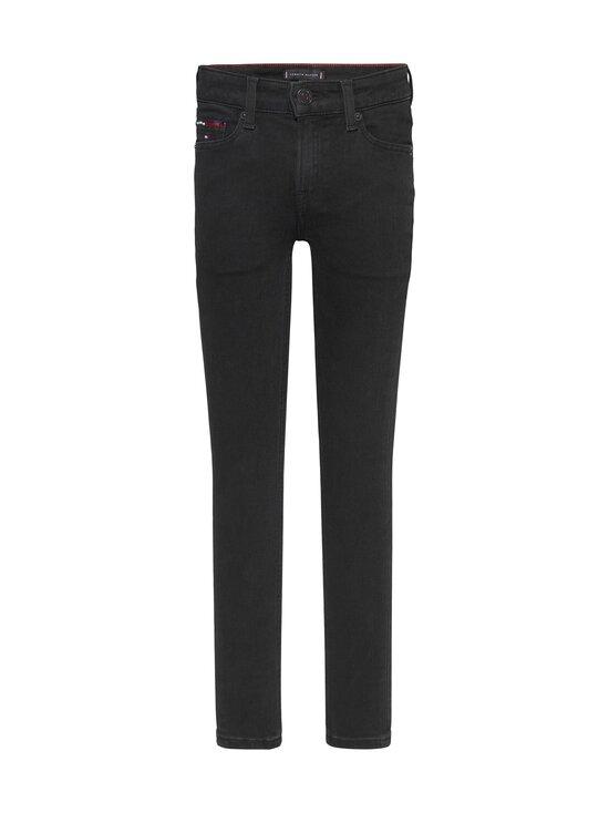 Tommy Hilfiger - Simon Super Skinny Water Repellent Jeans -farkut - 1BY WATERREPELLENTBLACKSTR | Stockmann - photo 1