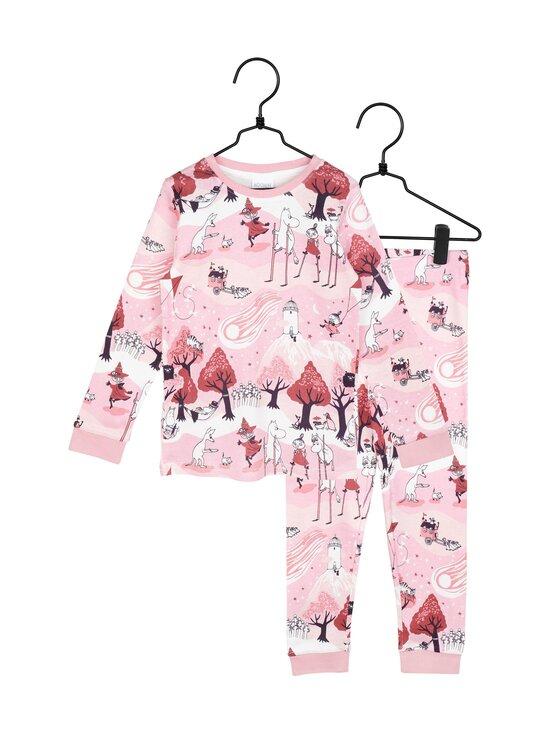 Pyrstötähti-pyjama
