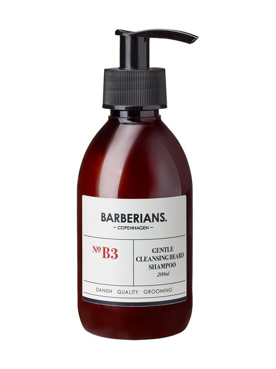 Barberians - Cleansing Beard Shampoo -partashampoo 200 ml - NOCOL | Stockmann - photo 1
