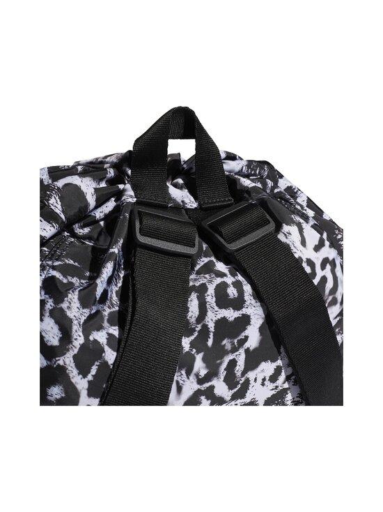 adidas by Stella McCartney - SMCGymsack-reppu - BLACK/WHITE/APSIOR | Stockmann - photo 4