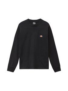 Dickies - LS Mapleton Tee -paita - BLACK   Stockmann