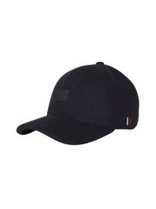 Les Deux - Piece Wool Baseball Cap -lippalakki - 100100-BLACK | Stockmann