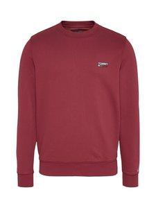 Tommy Jeans - Tjm Washed Corp Logo Crew -collegepaita - XLK WINE RED | Stockmann