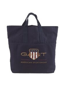 GANT - Archive Shield Tote -laukku - 410 MARINE | Stockmann