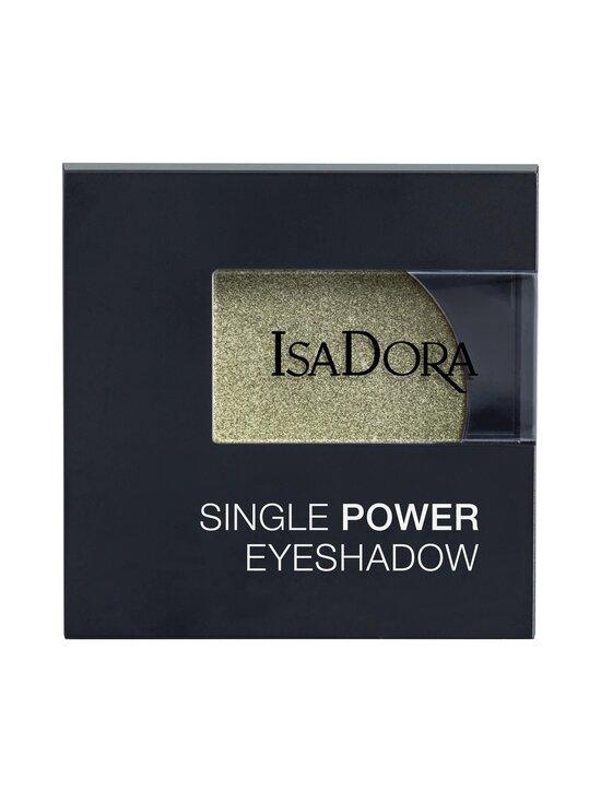 Isadora - Single Power Eye Shadow -luomiväri - 16 PARK GREEN | Stockmann - photo 1