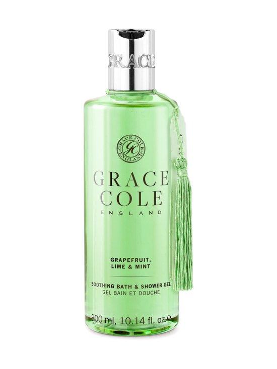 Grace Cole - Grapefruit, Lime & Mint Bath & Shower Gel -suihkugeeli 300ml - VIHREÄ | Stockmann - photo 1