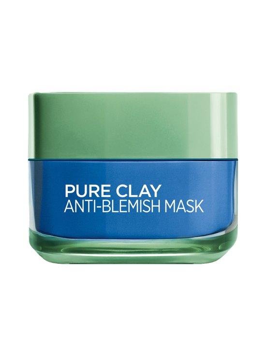 L'Oréal Paris - Pure Clay AntiBlemish -puhdistava kasvonaamio 50 ml - null | Stockmann - photo 1