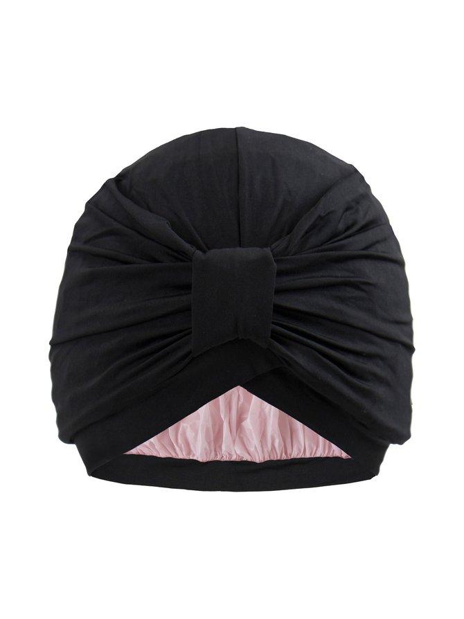 Turban Shower Cap -suihkulakki