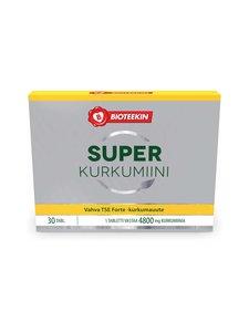 Bioteekki - Super Kurkumiini 30 tabl. - null | Stockmann