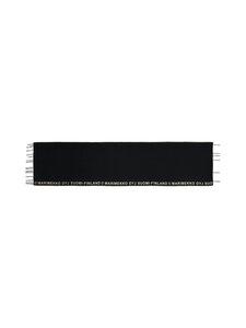 Marimekko - Siime-huivi - 910 BLACK, OFF-WHITE | Stockmann