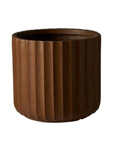 Wikholm Form - Pandora M -ruukku 36 x 32 cm - RUST | Stockmann