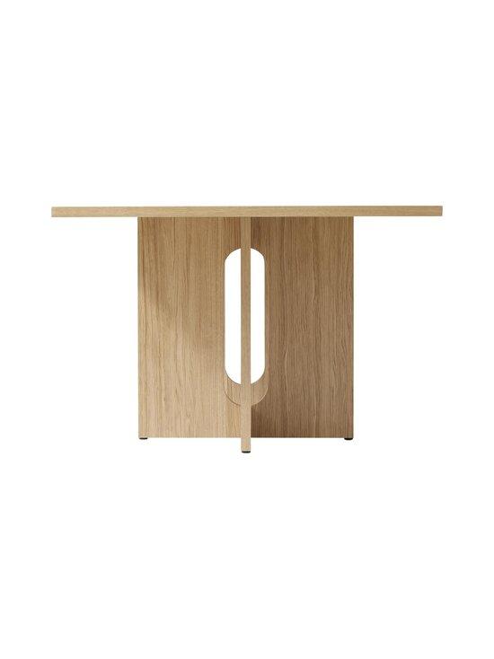 Menu - Androgyne-ruokapöytä 210 x 100 cm - NATURAL OAK   Stockmann - photo 3