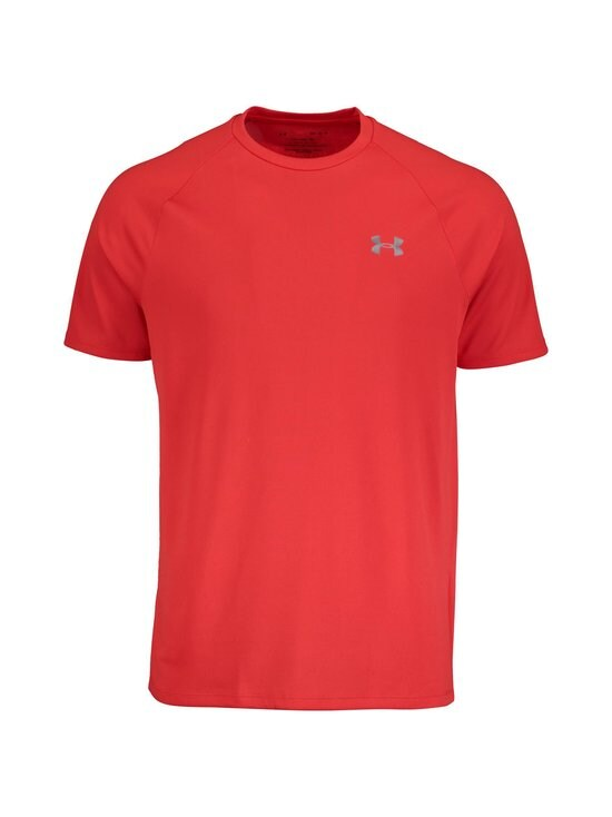 Under Armour - Tech-treenipaita - RED/GRAPHITE | Stockmann - photo 1