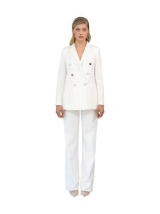 Andiata - SINNIE-housut - 002 IVORY | Stockmann